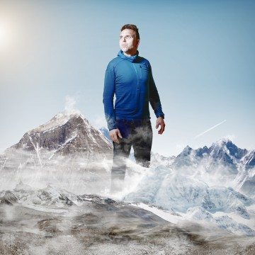 Boyan Petrov with the Eight-Thousanders