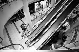 Mall Emptiness